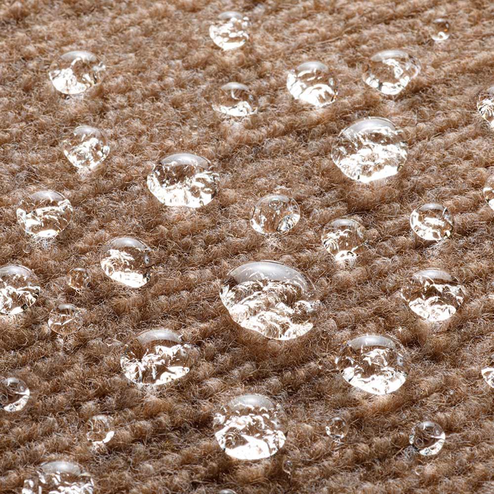 カテキン消臭&はっ水 おくだけ吸着タイルマット アレル物質対策タイルマット(30×30cm) 同色9枚組 はっ水加工