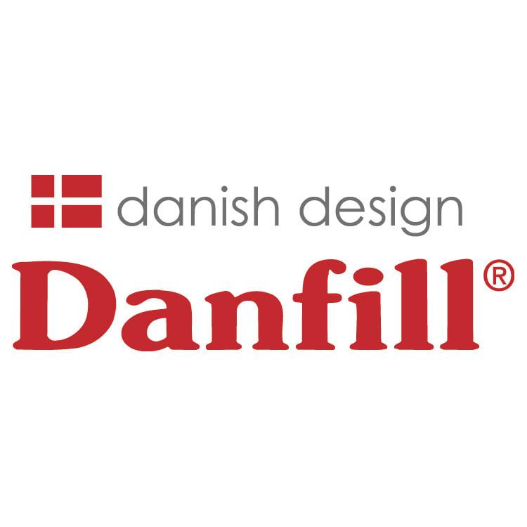 フィベールピロープレミアム ピローケース付き ハーフボディ(お得な2個セット) 「フィベール」はデンマークの老舗寝具ブランド「ダンフィル」の人気シリーズ