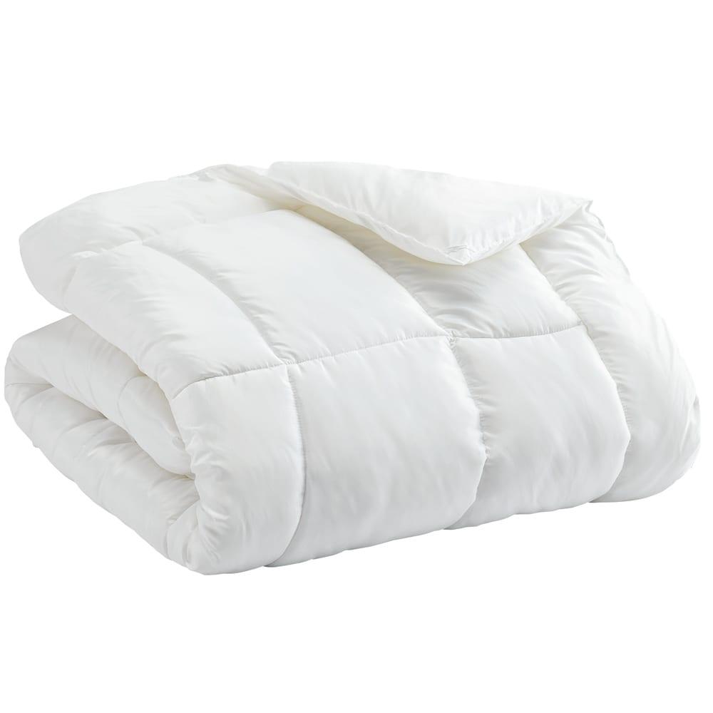 ミクロガード(R)プレミアム布団シリーズ ふんわり掛け布団 ホコリを減らすなら、まず布団から、寝心地の良さもお墨付きです