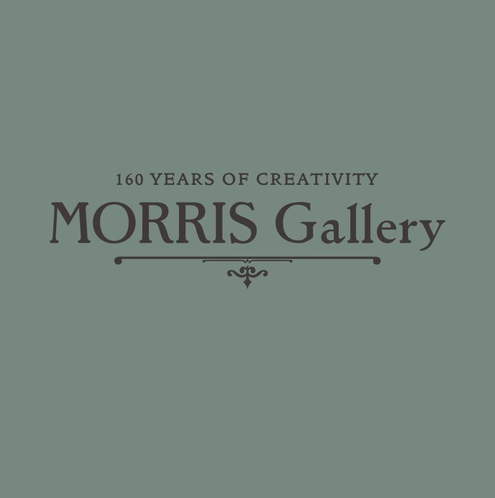 モリスギャラリー カバーリング〈いちご泥棒〉 ベッドスプレッド 185×275cm