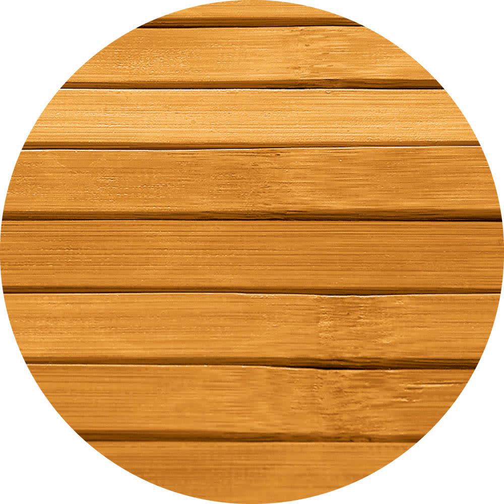 竹ラグシリーズ ラグ【約250×250cm・約250×340cm】 (ア)ライトブラウン