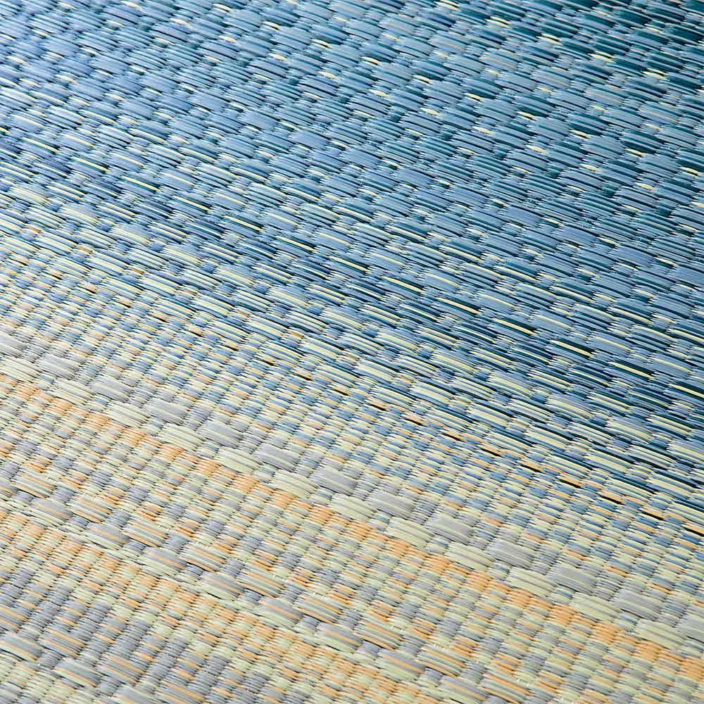 い草のマット〈畳ヨガ〉ジョイ 生地アップ