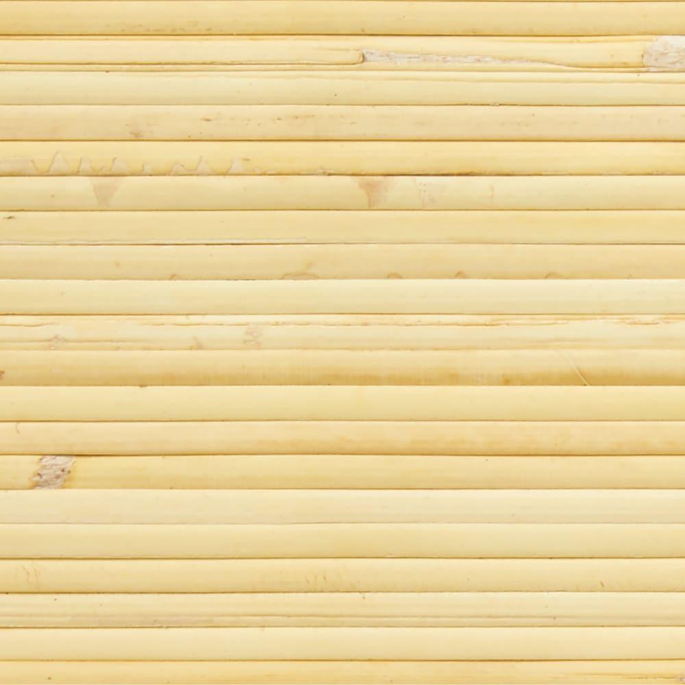 39穴籐キッチンマット 藤…上質&さわやか