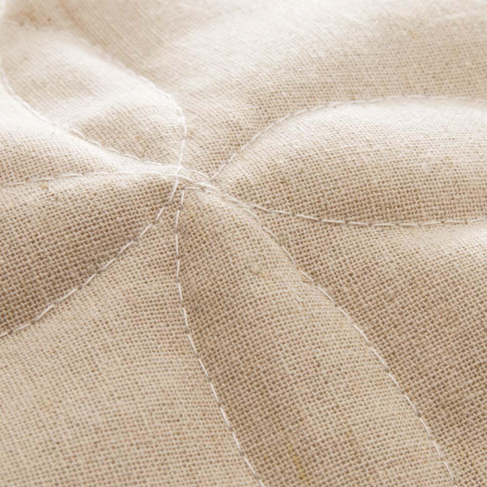抗菌防臭 麻綿混ソファカバー アーム付タイプ Texture 「抗菌防臭麻綿混」 麻のシャリ感と綿の柔らかさをミックス。使うほど愛着が増すナチュラルな風合いの素材。