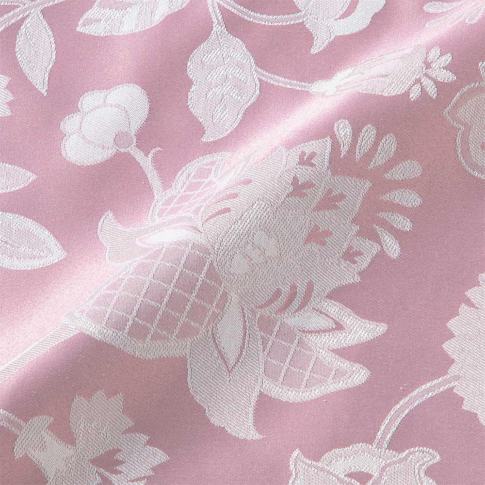 MINTONマルチカバーシリーズ〈グレースハドン〉マルチカバー単品 (イ)ピンク 生地アップ