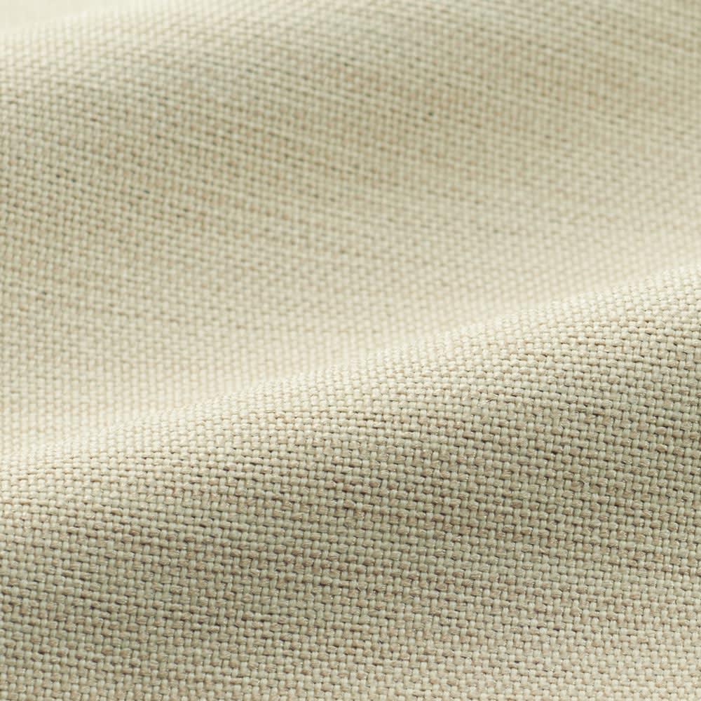 形状記憶加工多サイズ・防炎・1級遮光カーテン 150cm幅(2枚組) (ア)アイボリー