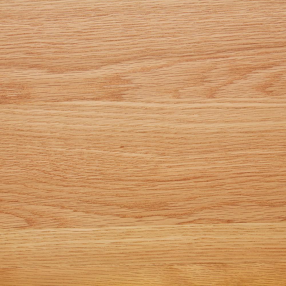 省スペース半円ダイニングテーブル幅90cm (ア)ナチュラル