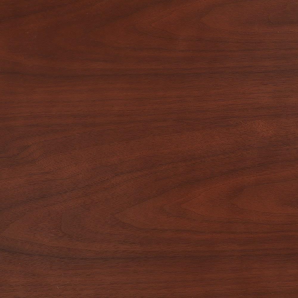 ブルックリン風天然木伸長ダイニングテーブル (イ)ウォルナット
