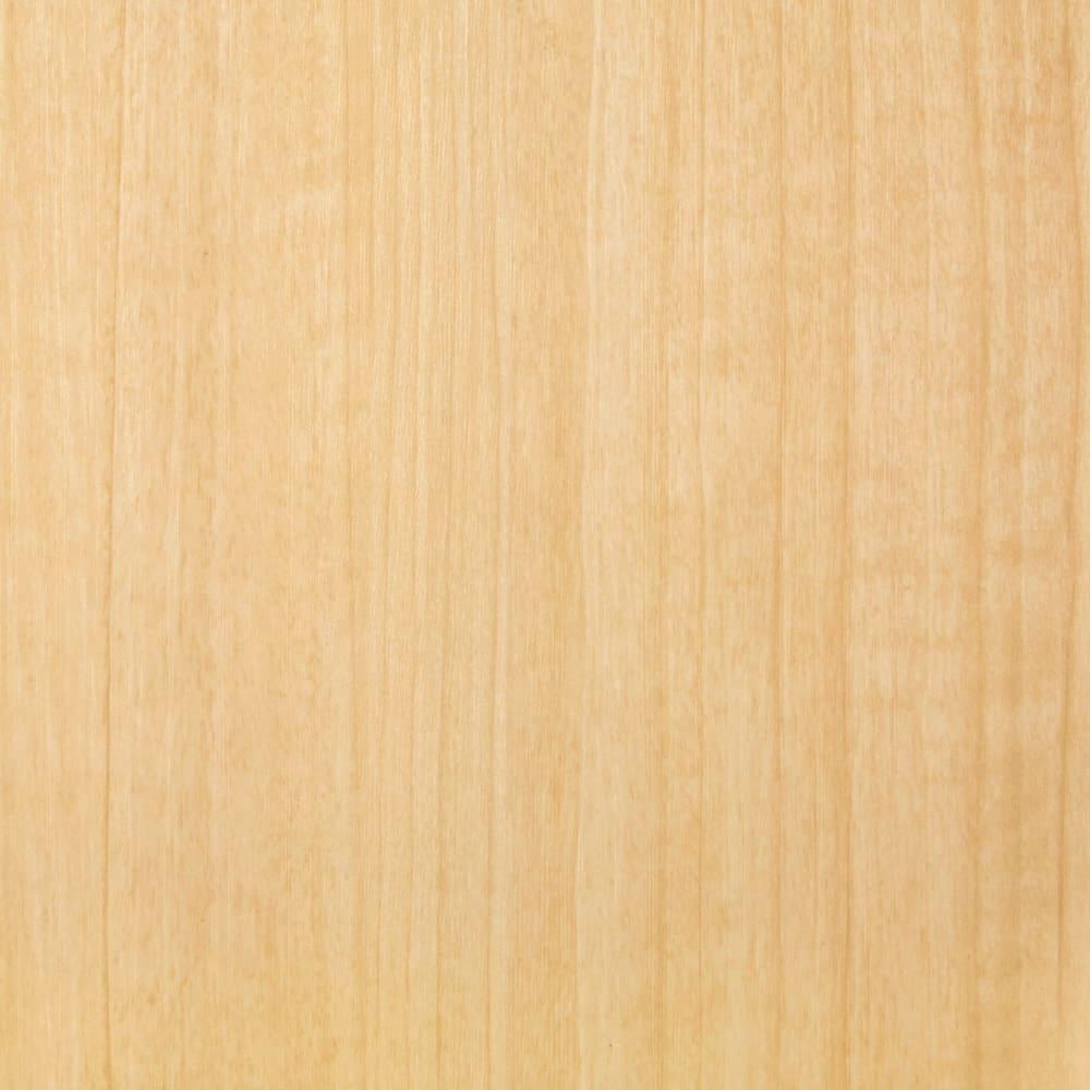 家電もストックもまとめて収納!天井ぴったりキッチンシリーズ レンジボード 幅60cm奥行45cm (イ)ナチュラル 優しい色味とすっきりとした木目柄で、お部屋のインテリアにもなじみやすいオススメ色。