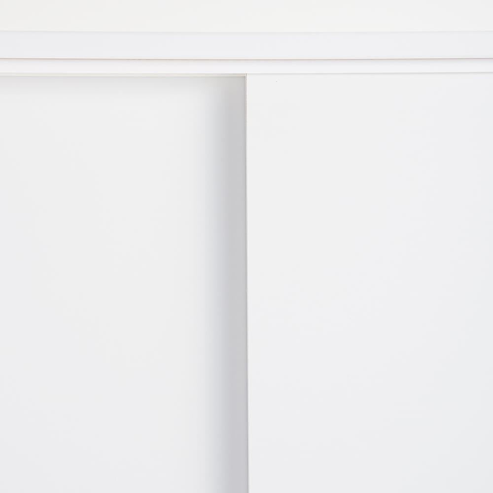 高さサイズオーダーカウンター下収納庫 引き出し 奥行30cmタイプ 幅45cm・高さ71~100cm(1cm単位オーダー) (ア)ホワイト