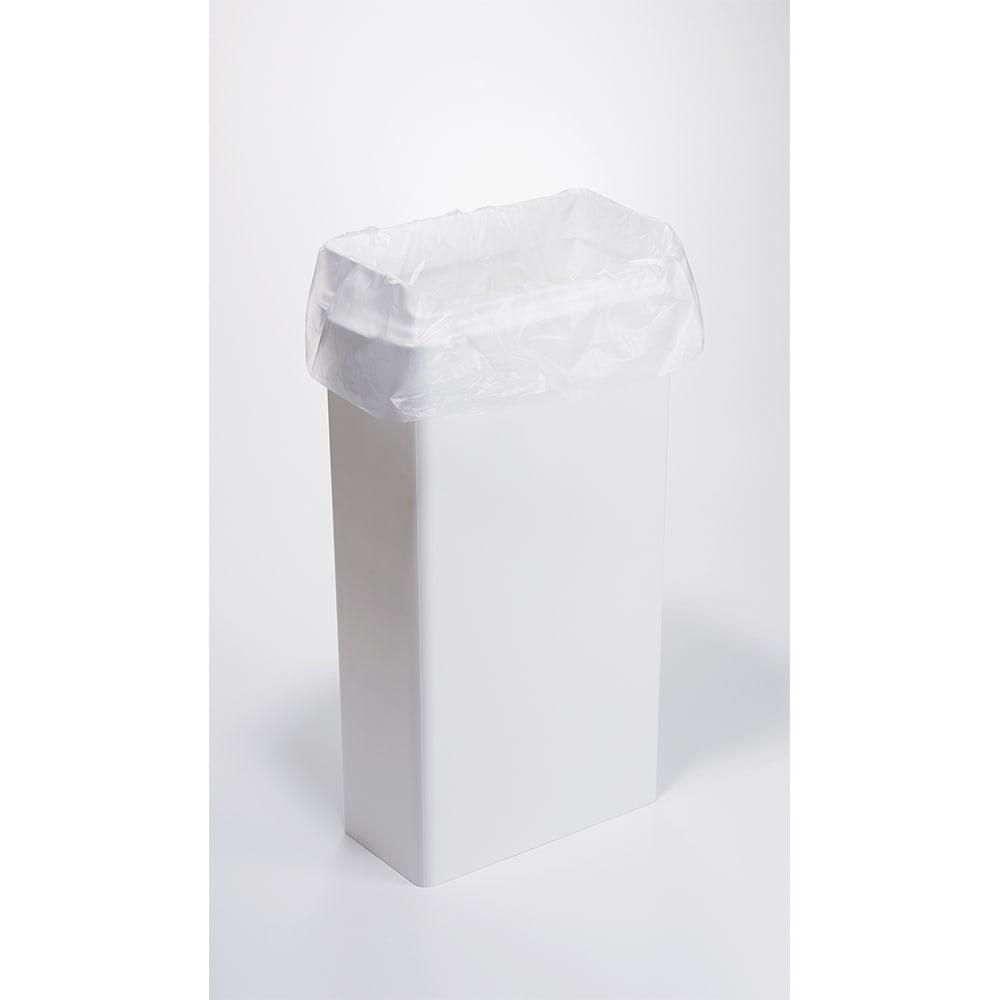 Seals(シールズ) ダストボックス 25リットル 【ゴミ袋セット方法 2】 ゴミ袋をセット。