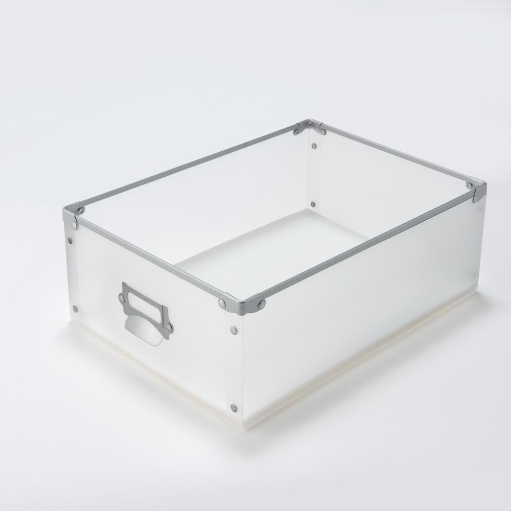 広がる調理台付き 多段キッチンストッカー 幅72cm(天板伸長時 幅120cm) 引き出しは半透明。生活感を抑えつつ、中身が把握できます。