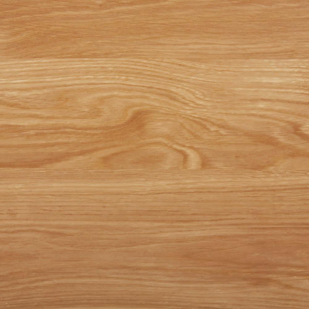 折りたたみできるスマートスタイルテーブル 120×59cm (ウ)ナチュラルは木目が美しいグレイッシュな天然木調。