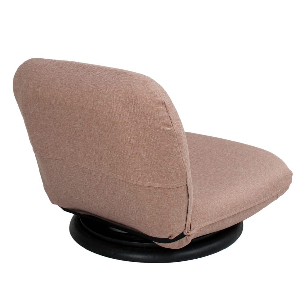 特許を取得した腰に優しい回転座椅子 ロータイプ専用カバー ベージュ