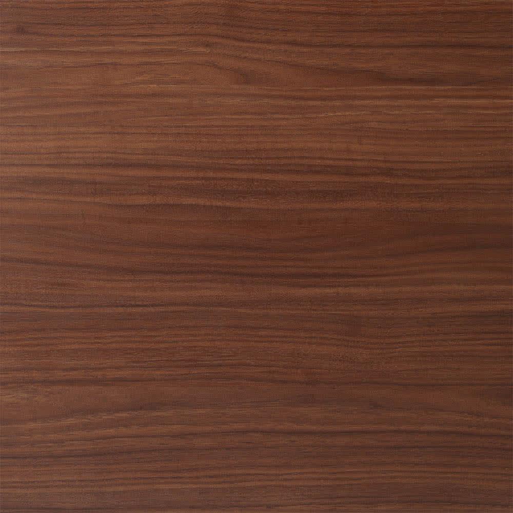 奥行選べるデスクシリーズ デスク 幅150cm・奥行40cm(薄型タイプ) (ア)ブラウン:ナチュラルモダンな書斎にもおしゃれに設置できます。