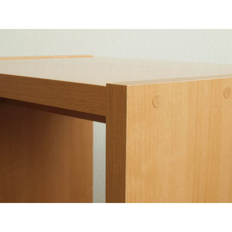 幅1cm刻みのサイズオーダーテーブル 幅60~180cm奥行30cm高さ50cm