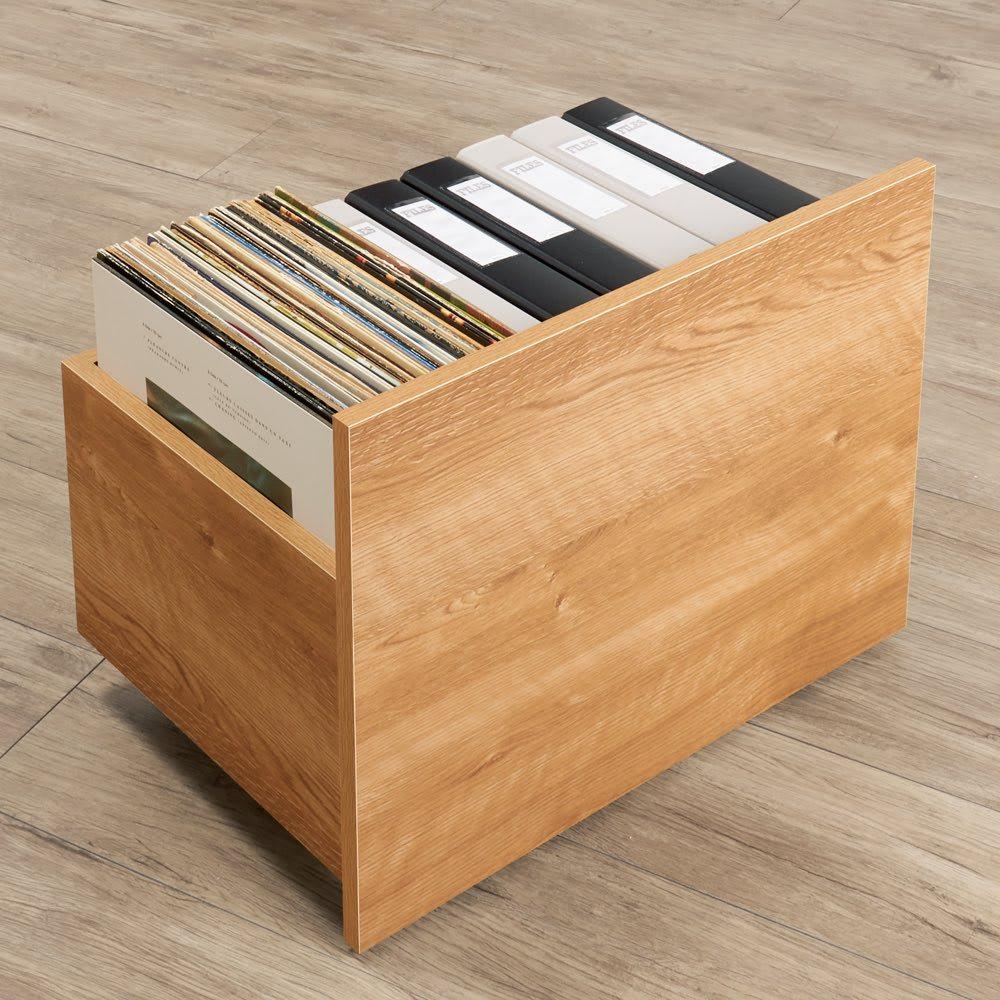 ライブラリーブックシェルフ 書棚 幅60cm 高さ179cm 重い物もOKのキャスター付きワゴン。