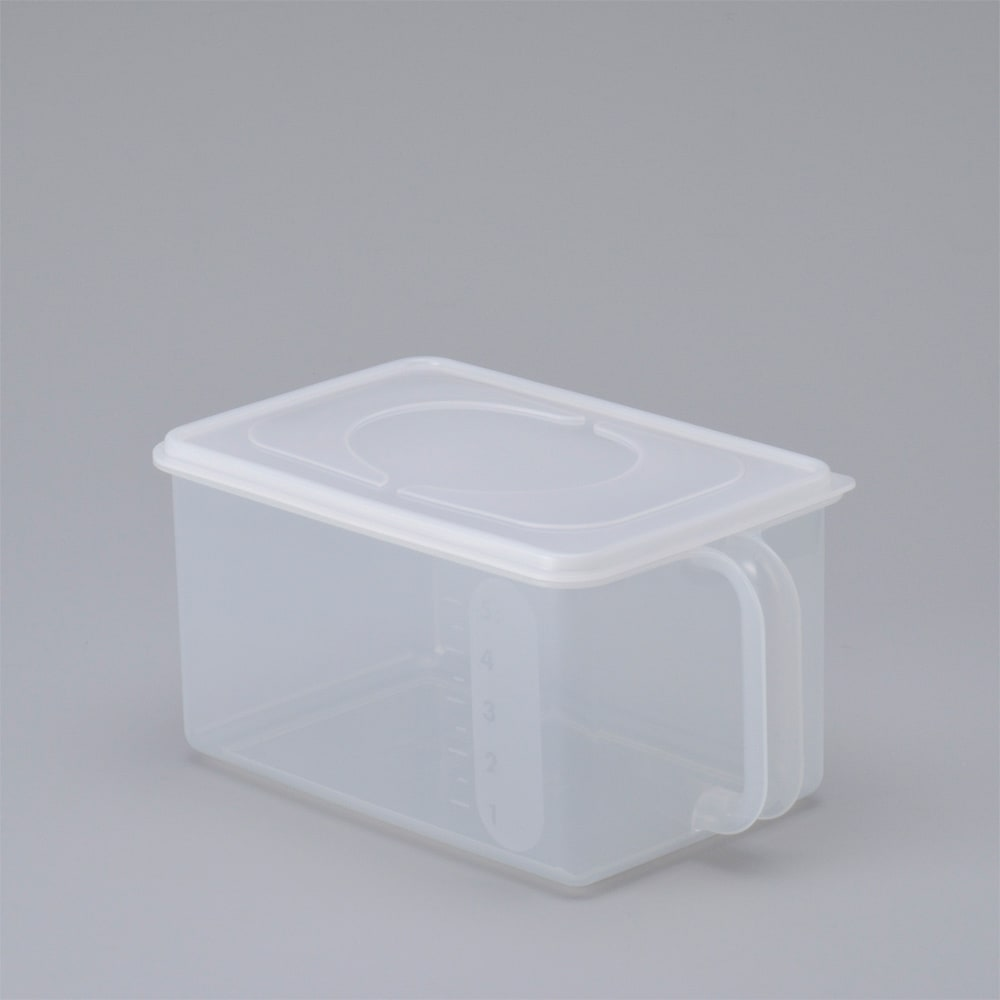 フタ付きハンディーストッカーセット(大2・小2) 小サイズ
