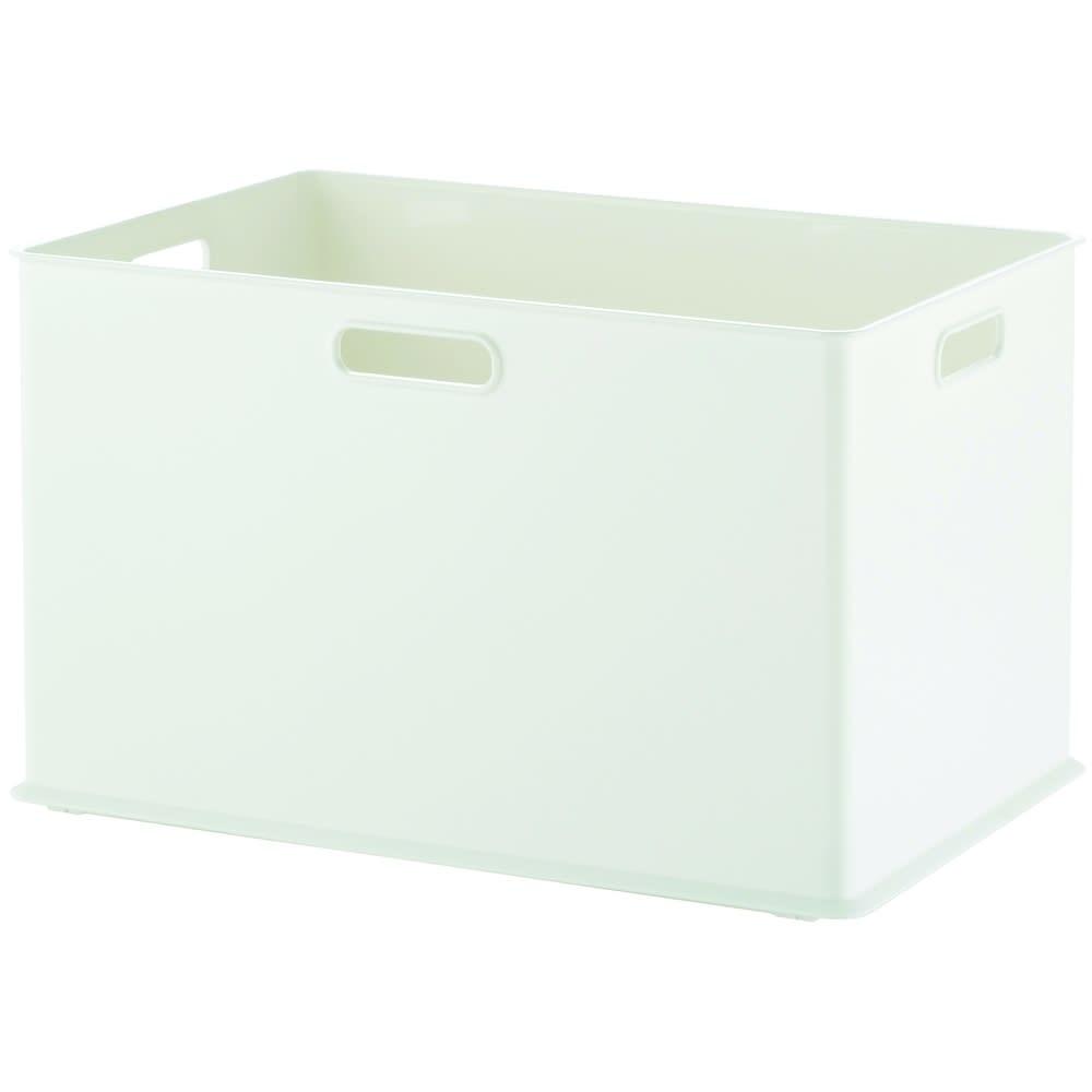 ナチュラ インボックス ホワイト・L型