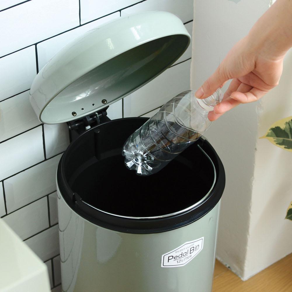 NEWサイレントクローズペダルゴミ箱