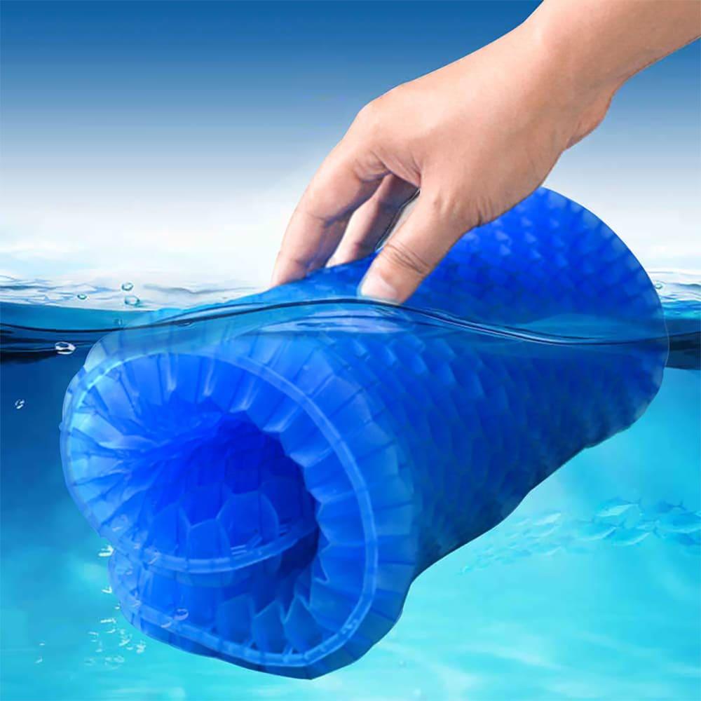 ハニカムゲルクッション2個組 マットは丸洗い可能です。