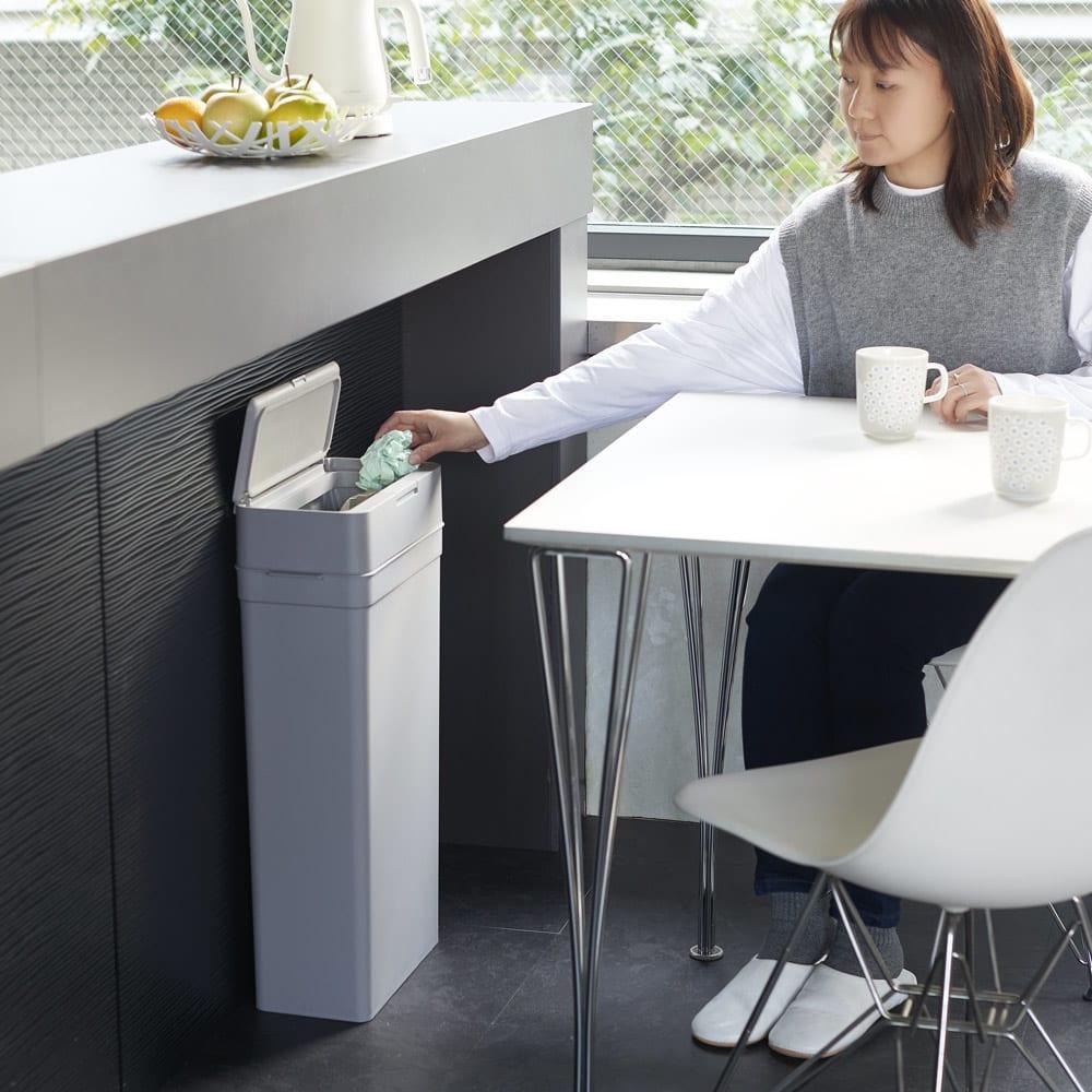 インテリア雑貨 日用品 掃除用品 ゴミ箱 キッチン用ゴミ箱 Seals(シールズ) ダストボックス 25リットル 570111