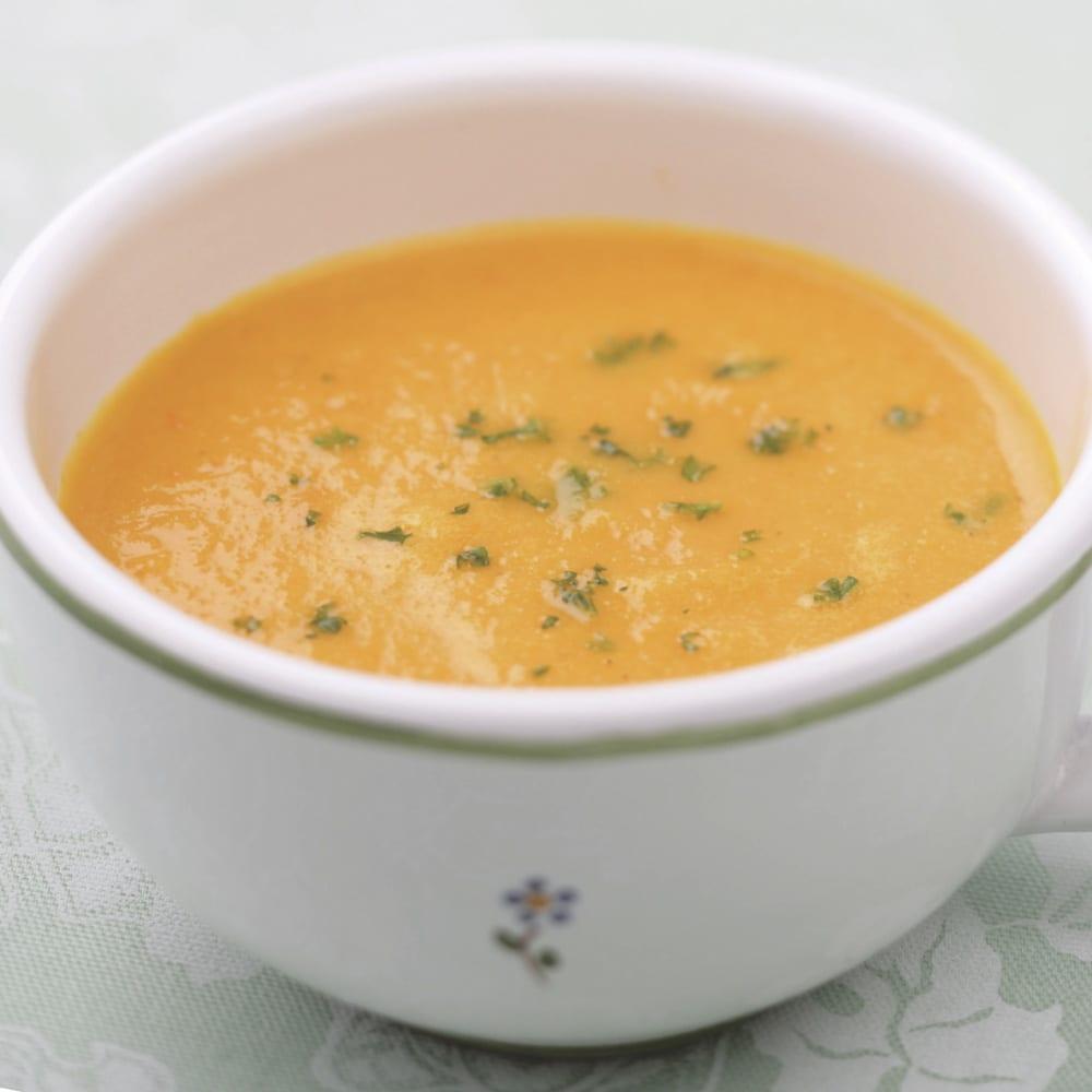 サイレントミルサーおろしカッター付き スープ(人参ごま)