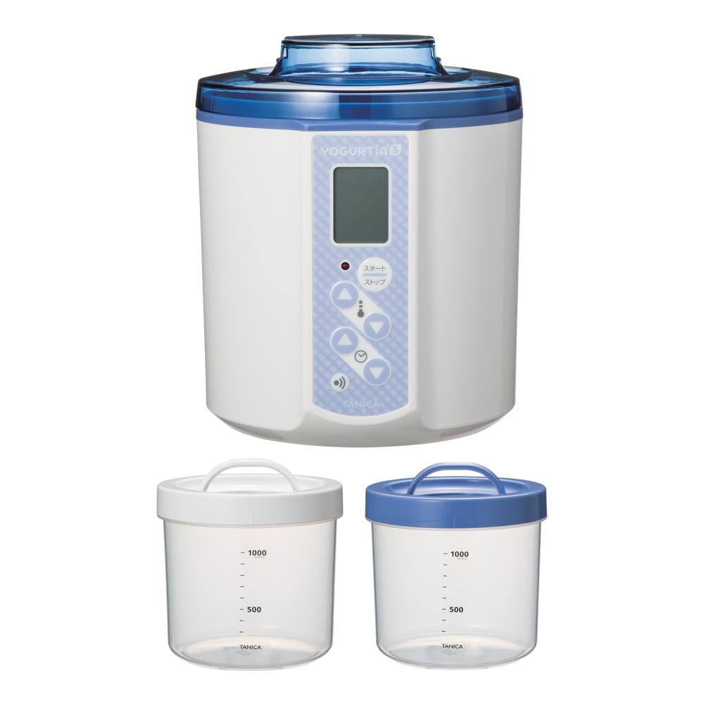 キッチン 家電 調理家電 キッチン家電 タニカ ヨーグルティアS 基本セット 581605
