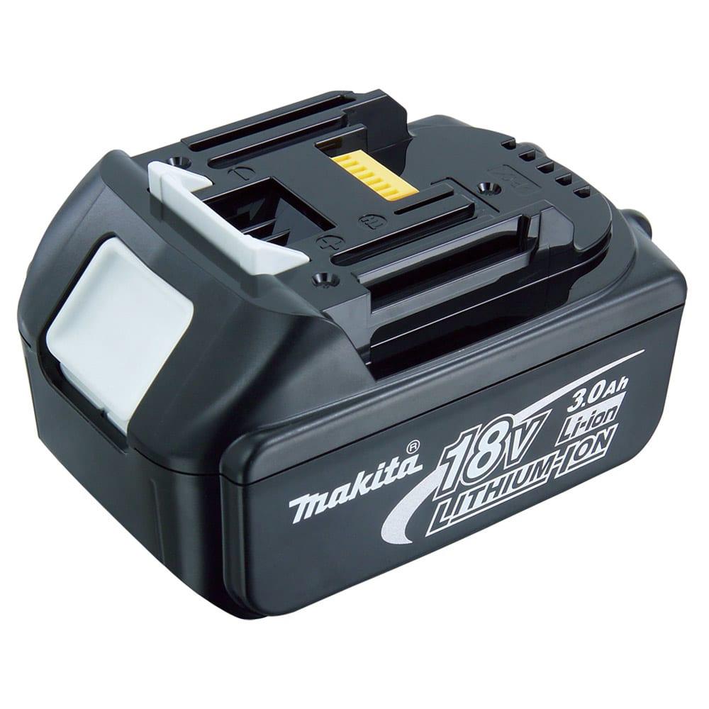 マキタ 業務用コードレス ハイパワークリーナー特別セット 小型で軽量!リチウム電池 取りはずして継ぎ足し充電ができるリチウムイオン充電池。