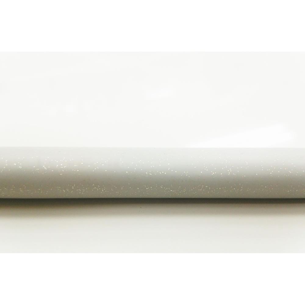 【サイズオーダー】銀イオン配合(Ag+)軽量・抗菌パネル式風呂フタ(幅152~160cm) パネルの縁には、銀イオンのミューファン・パウダーを練り込んでいるので、とても衛生的。