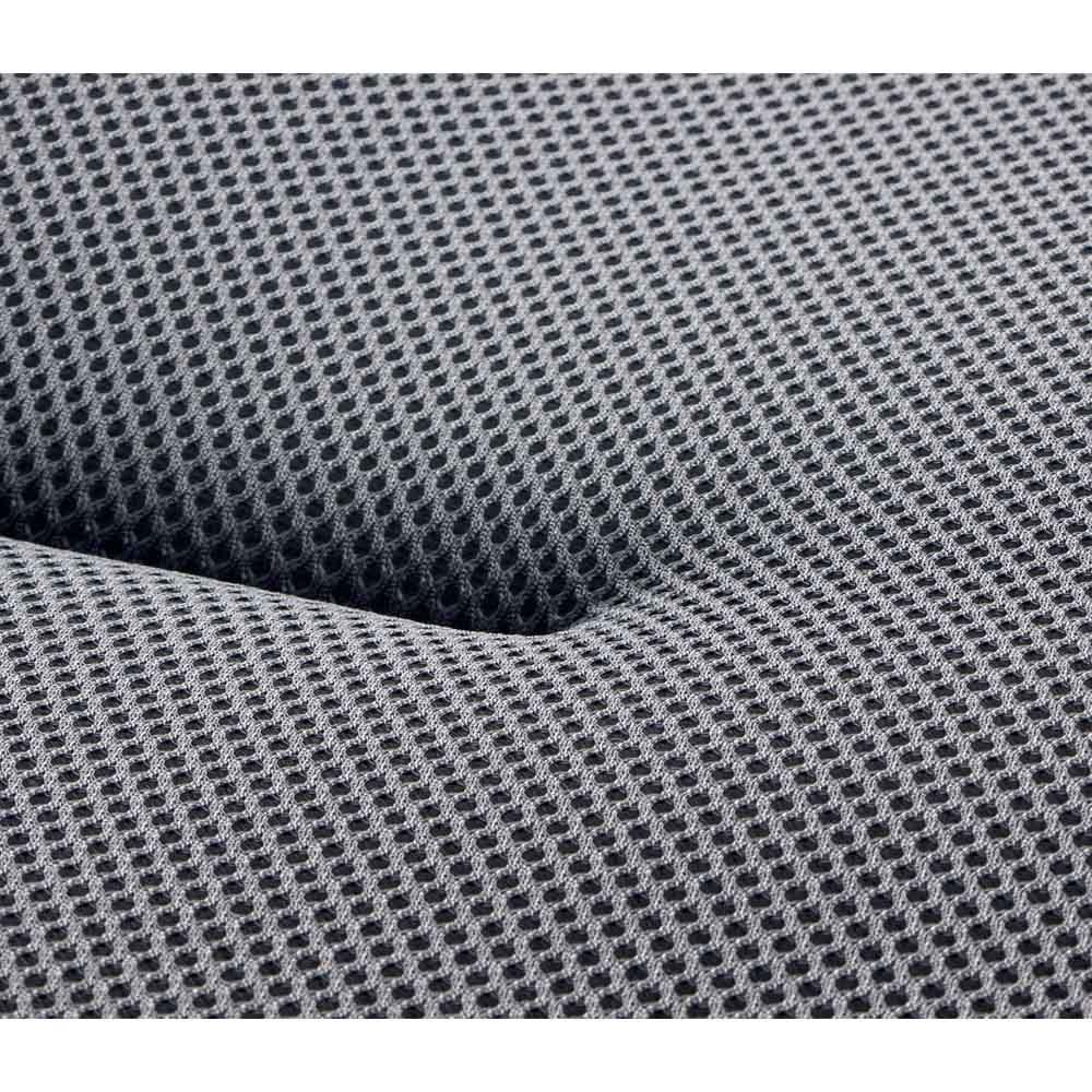 この薄さで驚きの寝心地!魔法の敷きマット (イ)立体メッシュ(グレー) 寝心地で選べる2タイプ やわらかニットと、爽やかメッシュをご用意。洗濯できるので、マットレスを交換できない電動ベッドにもオススメ!