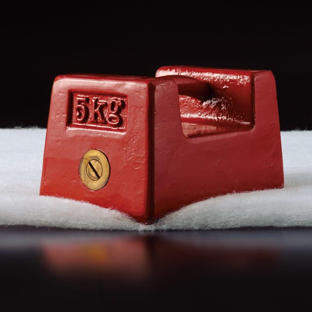 この薄さで驚きの寝心地!魔法の敷きマット 比較品:ポリエステル綿