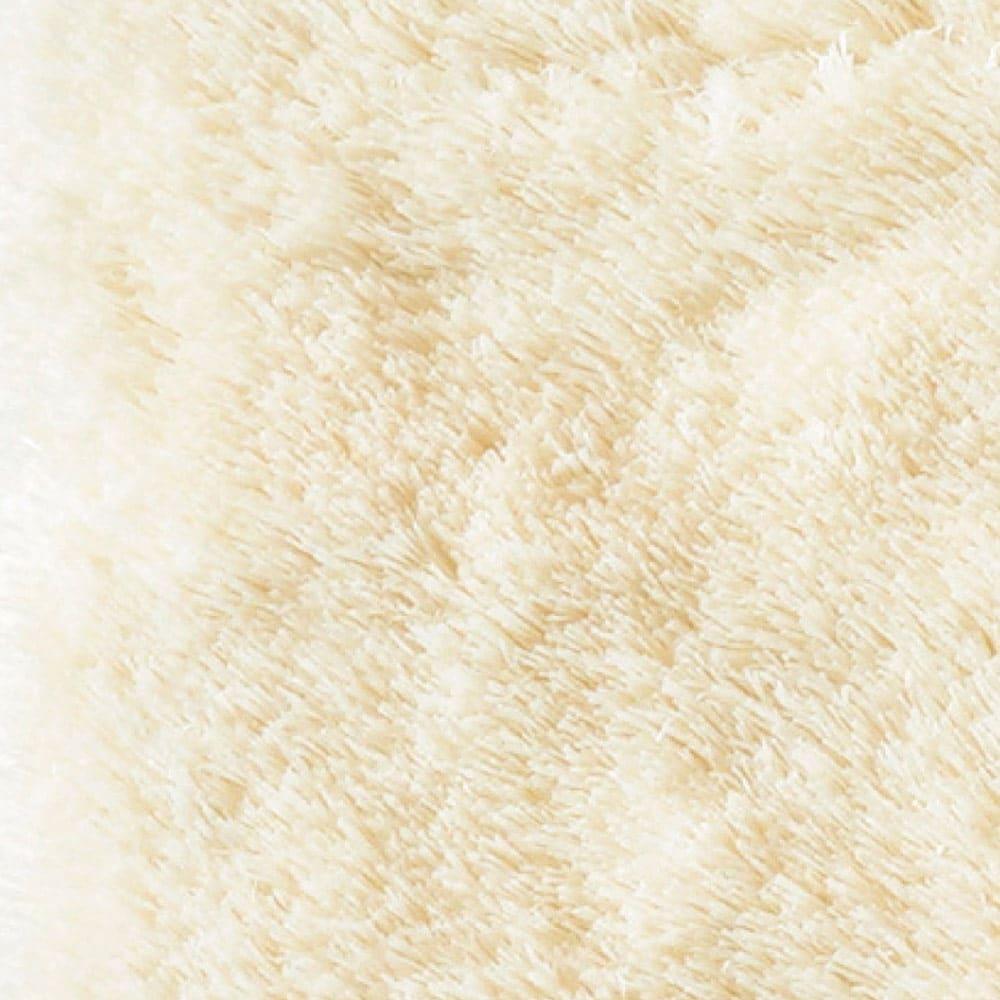 2層ウレタンシャギーラグ