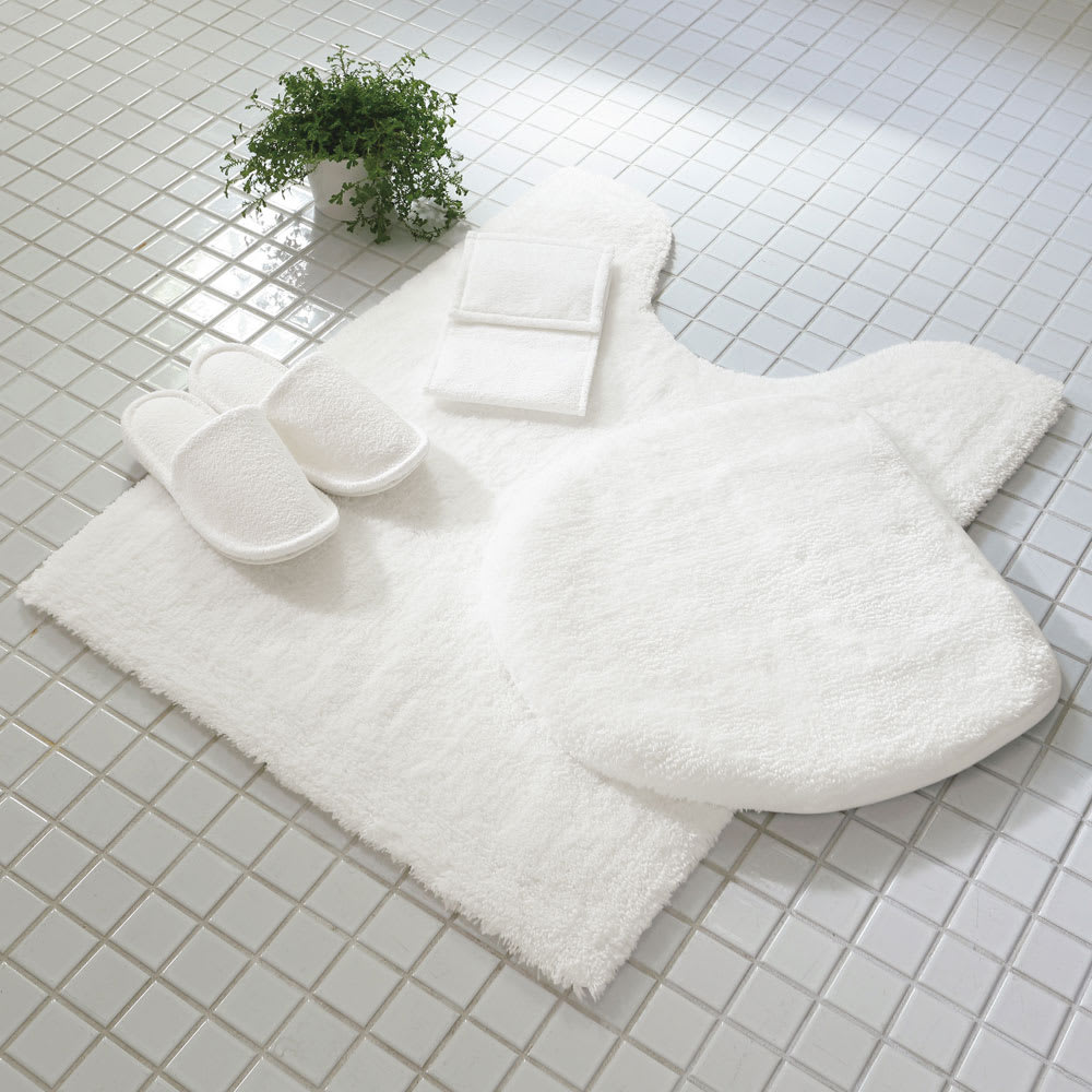 エスタルトトイレタリー フタカバー(吸着タイプ) (エ)ホワイト ※お届けはフタカバーです。