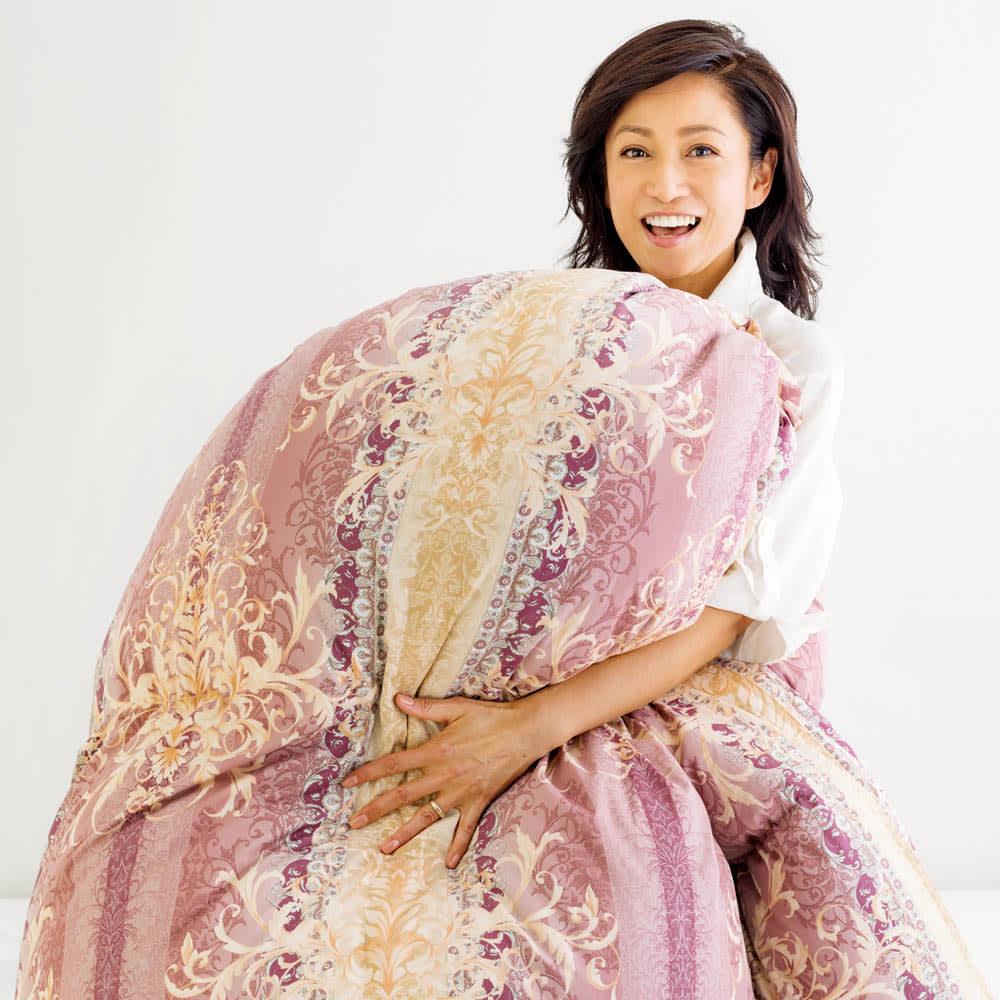 羽毛布団フルリフォームシリーズ 新バリューコース ダブル 「布団が生き返りました!リフォームしてよかった」 「えぇー、あの布団がこんなにきれいになったんですか!ボリュームが全然違う!ふんわりとして清潔で、お客様用にも使えるクオリティー。これは絶対お得です」
