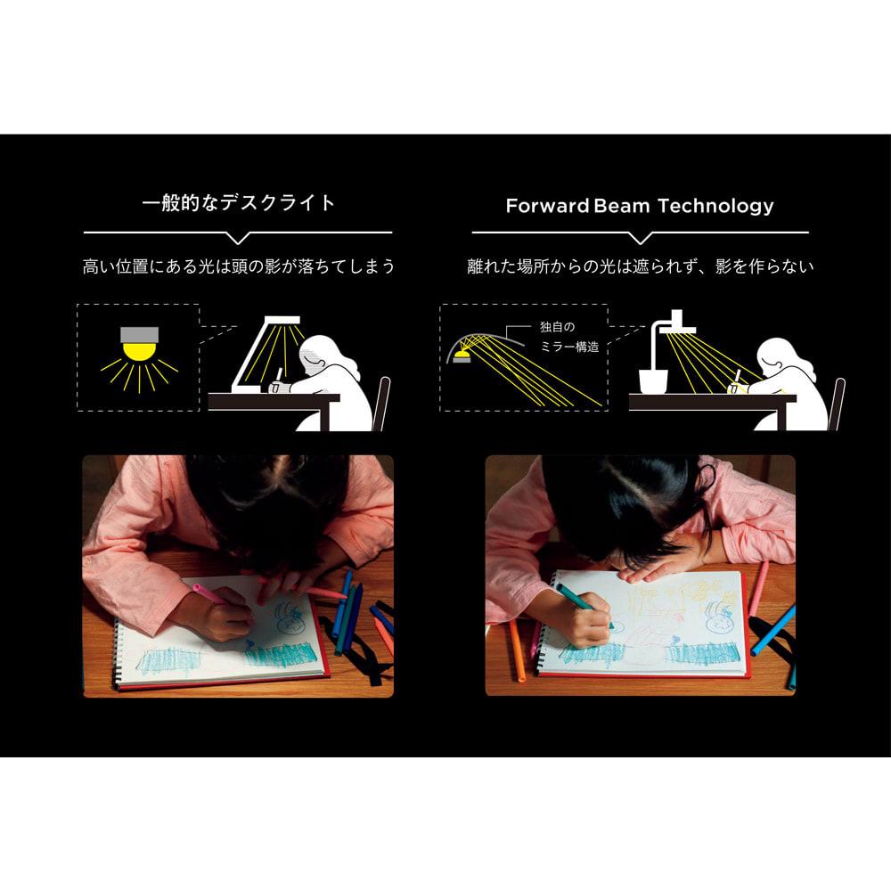 BALMUDA The Light / バルミューダ ザ ライト 手術灯で国内トップメーカーの山田医療照明と共同開発したフォワードビームテクノロジーで、影のない光を実現。