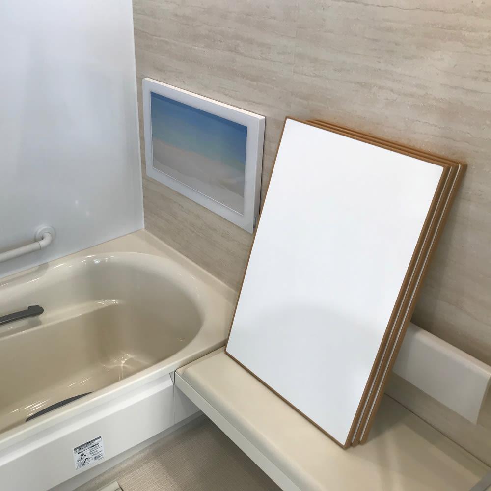 冷めにくい風呂ふたNEO 奥行88cm×幅132~140cm
