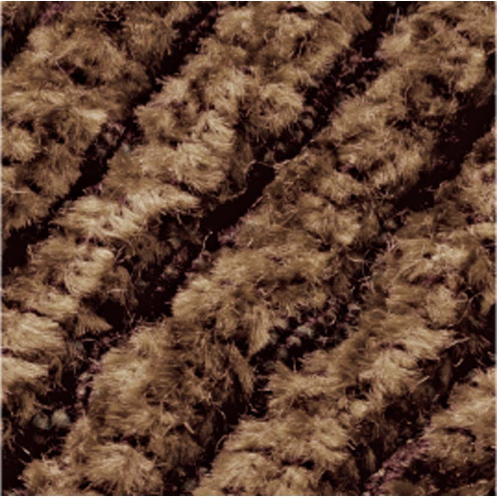 イタリア製〈ヴェルート〉 ソファカバー コーナー用 Texture「ヴェルート」 シェニール糸のソフトな肌触りと光沢感。立体感のある織りで表現されたストライプがソファをグレードアップ。