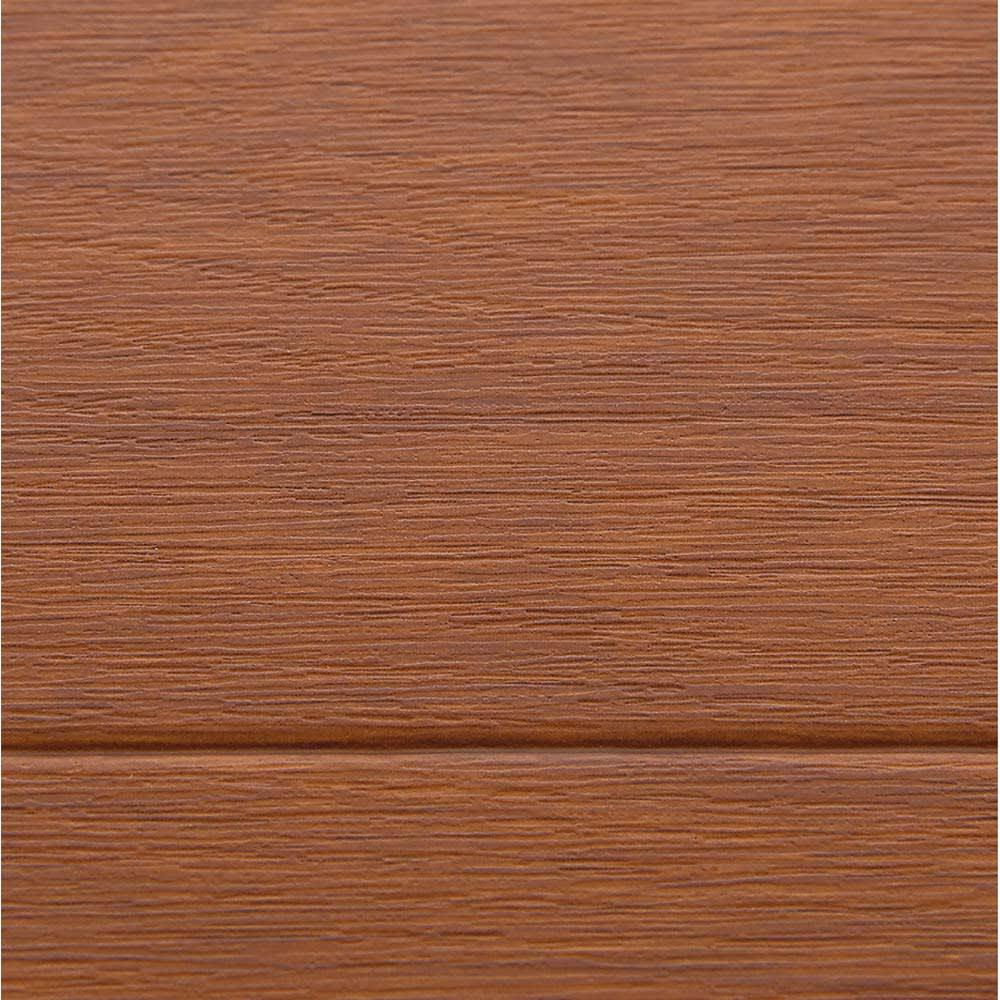 ホットテーブルマット 幅60cm 木目柄 (イ)ダークブラウン