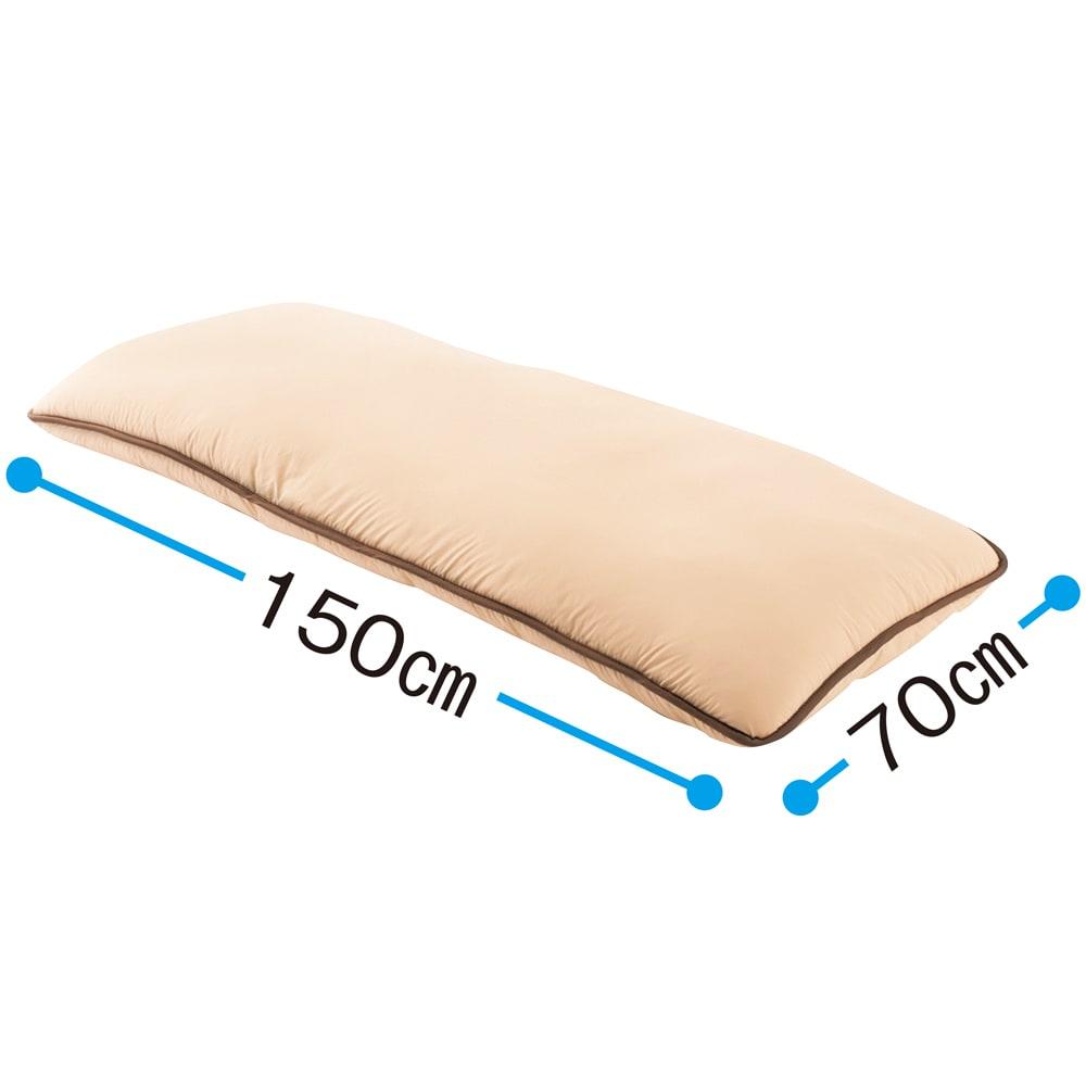 ダニの入れない素材で作ったごろ寝マット 大き目のサイズです。