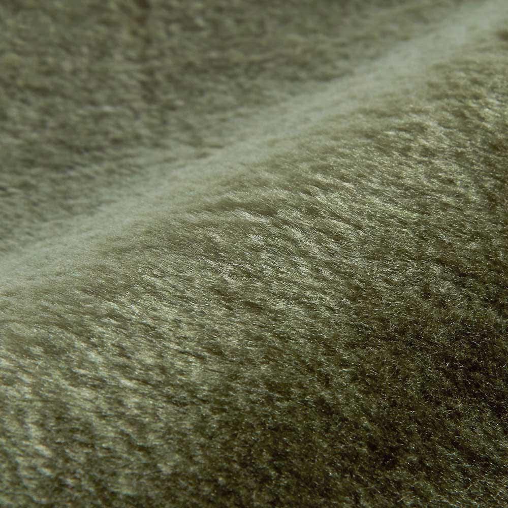 ゆめごこちラグ 洗い替え用カバー単品 (エ)グリーン