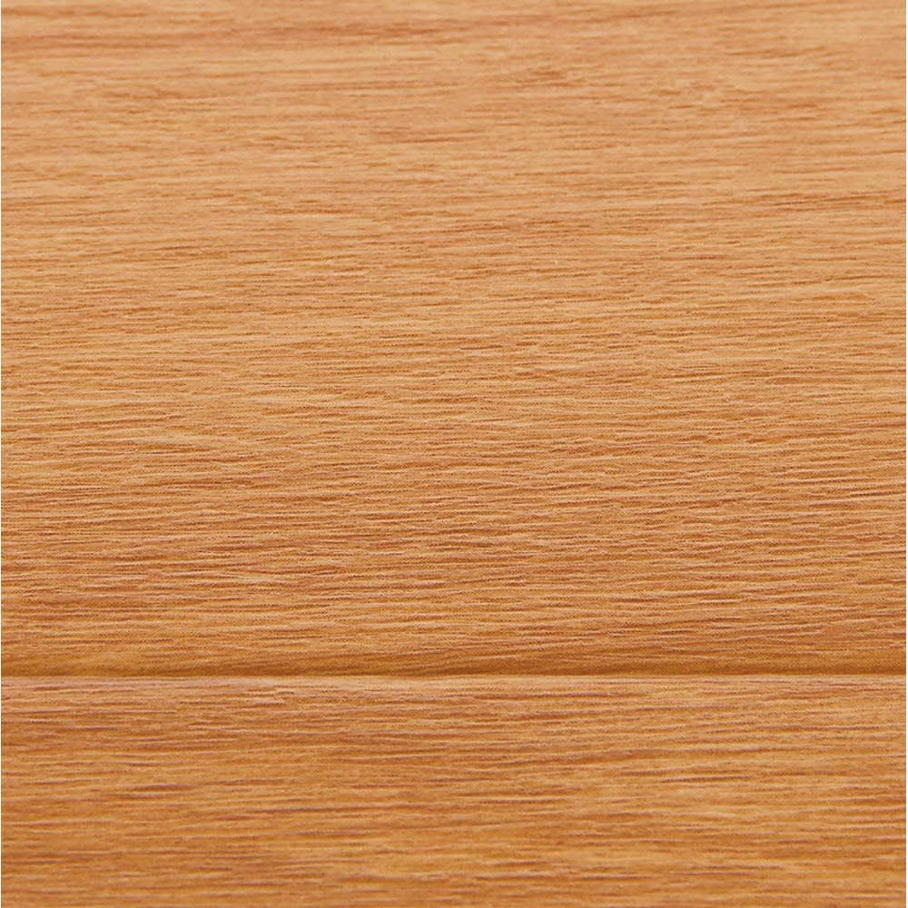 ホットキッチンマット 幅45cm 木目柄 (ア)ナチュラルブラウン