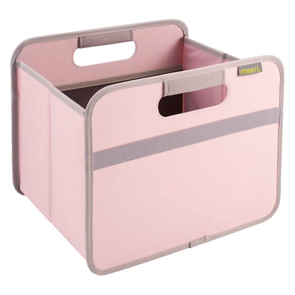 meori 収納BOXホームコレクション Sサイズ (ウ)ピンク