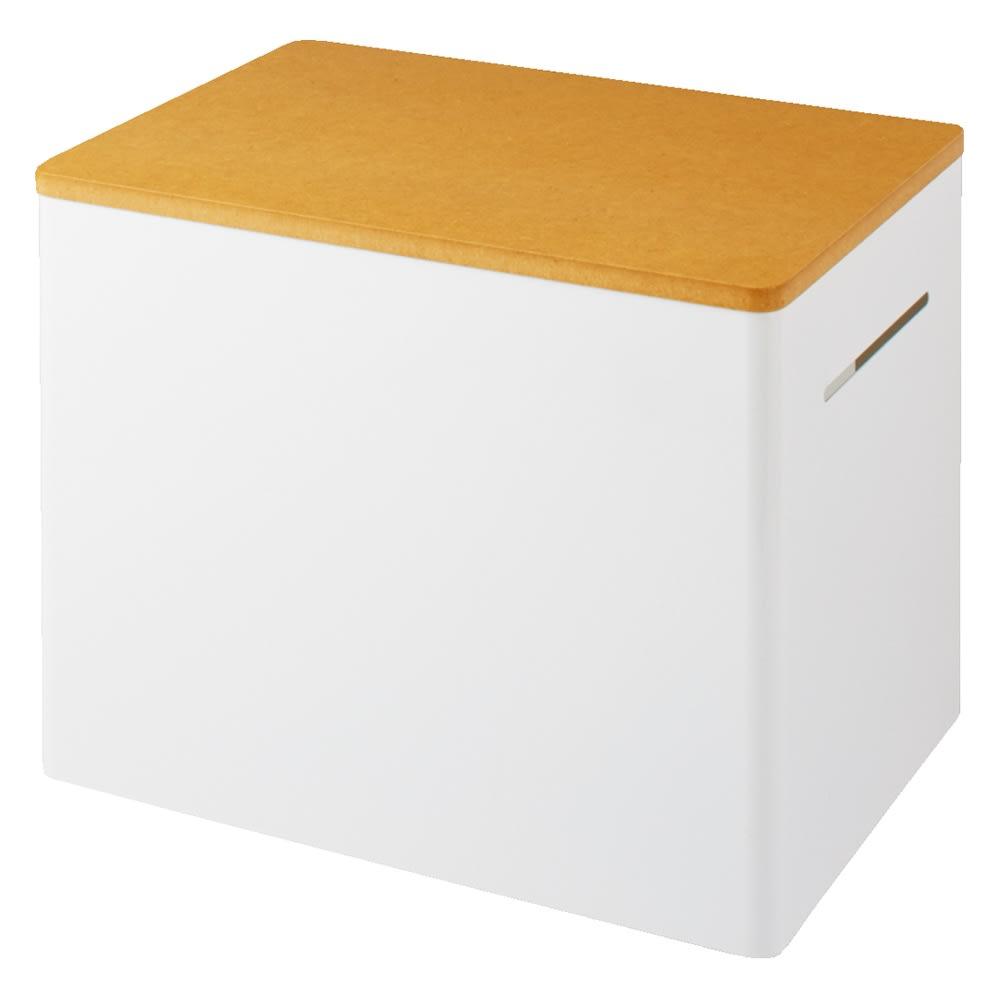ブレッドケース風ルーター収納ボックス 横置きタイプ