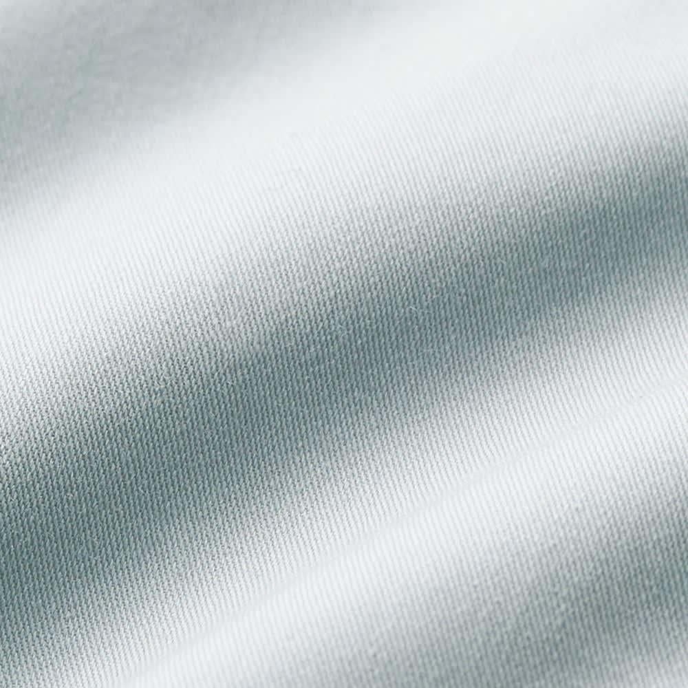 昭和西川 カナディアン羽毛掛け布団 側生地アップ