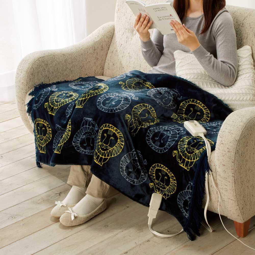 LISA LARSON/リサ・ラーソン電気毛布シリーズ 電気ブランケット 721701