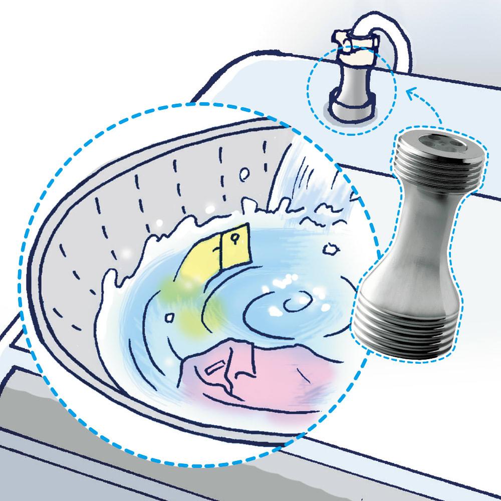 ナノバブルアダプター洗濯機用 724809