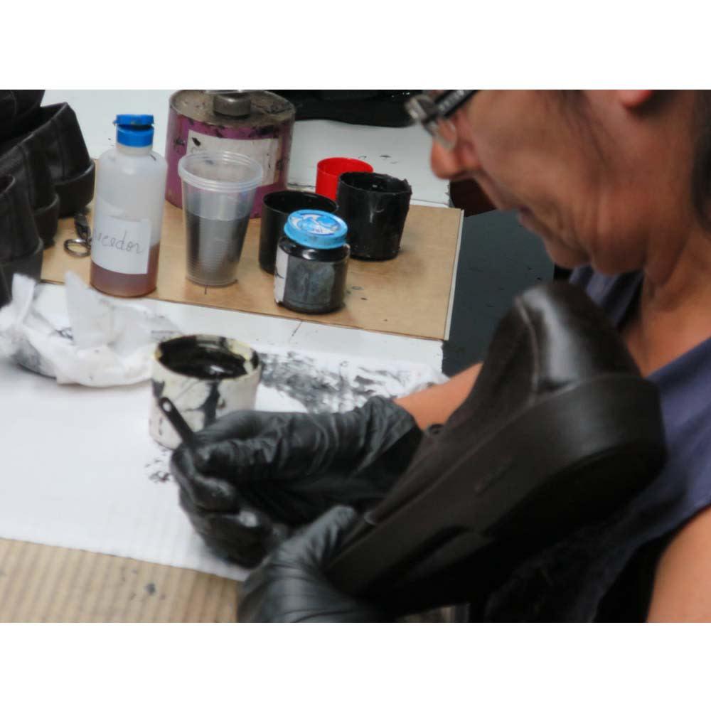 ARCOPEDICO/アルコペディコ スエード調ロングブーツ ポルトガルの工場で、ひとつひとつ丁寧に作られています。