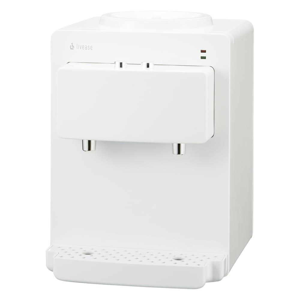 ペットボトル式冷温ウォ-ターサーバー  (イ)ホワイト