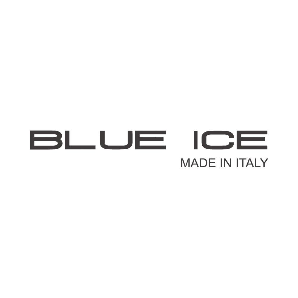 BLUE ICE/ブルー アイス コットン100% ニットプルオーバー(イタリア製)